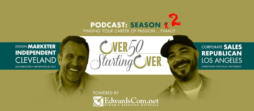 Over Fifty Starting Over, season 2, Barry Edwards and Merle Garrison